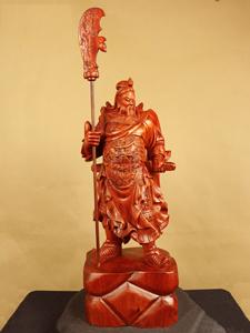 Tượng Quan Công - Quan Vân Trường 7057
