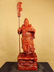 Tượng Quan Công - Quan Vân Trường 7058